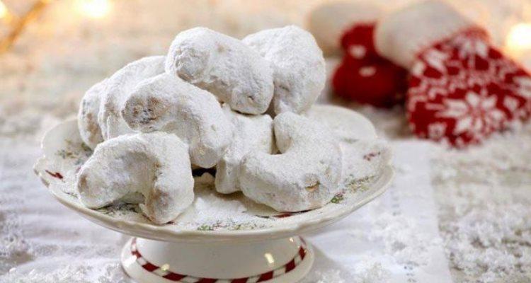 Κουραμπιέδες Πολίτικοι - (παραδοσιακή συνταγή)