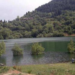 Η ομορφιά της λίμνης Τσιβλού, ορεινή Αχαΐα