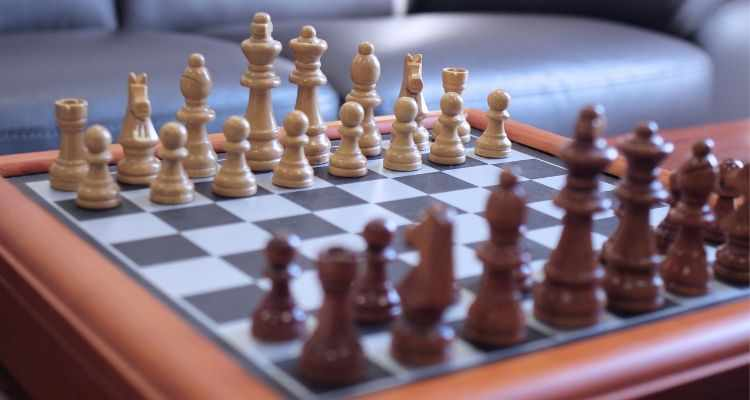 Life Is a game of chess: Be a winner