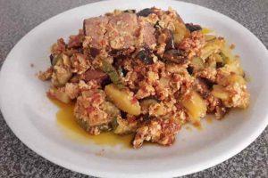 Και το όνομα του πιάτου αυτού… Καγιανάς!
