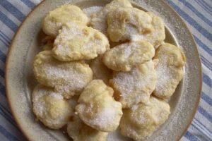 Κουταλίδες με μέλι ή ζάχαρη