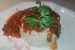 Όταν το καστανό ρύζι συνάντησε του αγρού τις νοστιμιές
