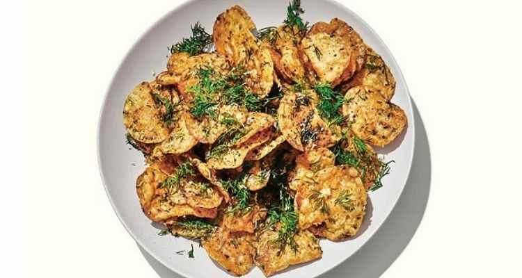 Εύκολη και νόστιμη συνταγή για σπιτικά πατατάκια