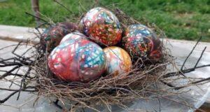 Προετοιμασίες για τη μεγάλη γιορτή του Πάσχα