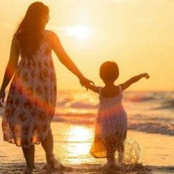 Θαυμασμός στην ιερή μητρότητα!